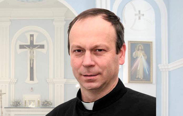Кшиштоф Дулемба настоятель костелу у Малині